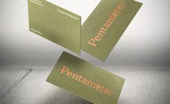 Pentameter Business Cards