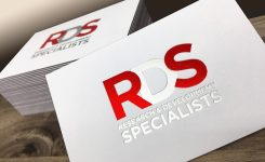 RDS Business Cards